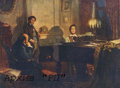 чайковский был знаком с пушкиным