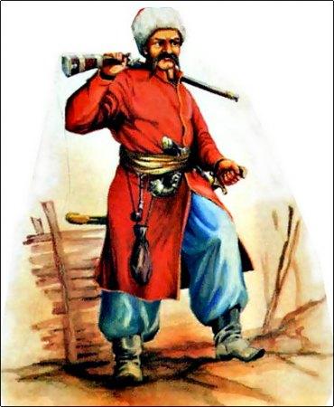 казак запорожский фото