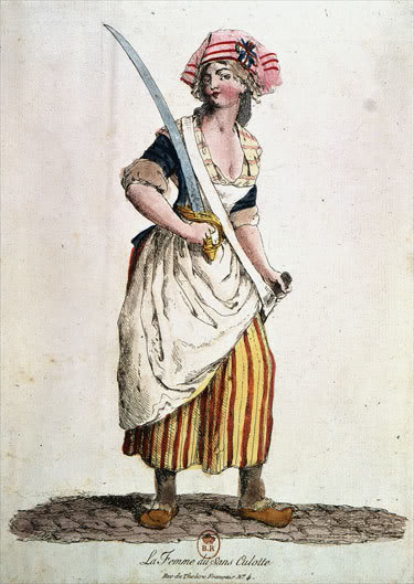 how did the french revolution affect the role of women in society The french revolution  a series of events similar to the american revolution resulted in the codification of moral rights into the laws of france.