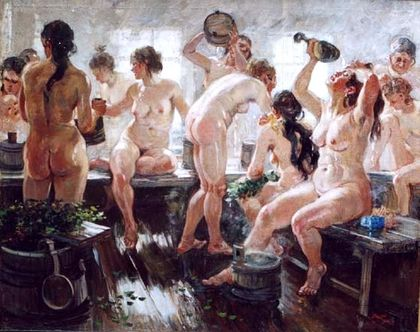 Дамы в бане фото 732-559