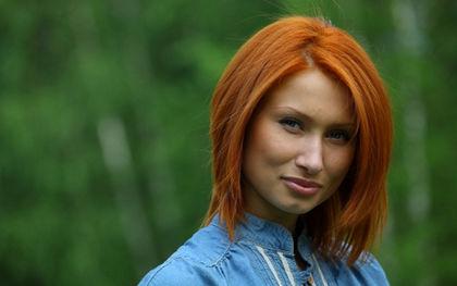 рыжий волос признак ведьмы