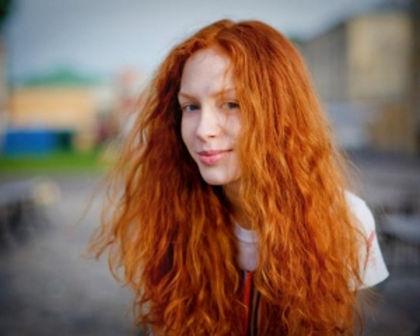 Рыжие волосы – подарок солнца Цвет Волос Медный Тициан